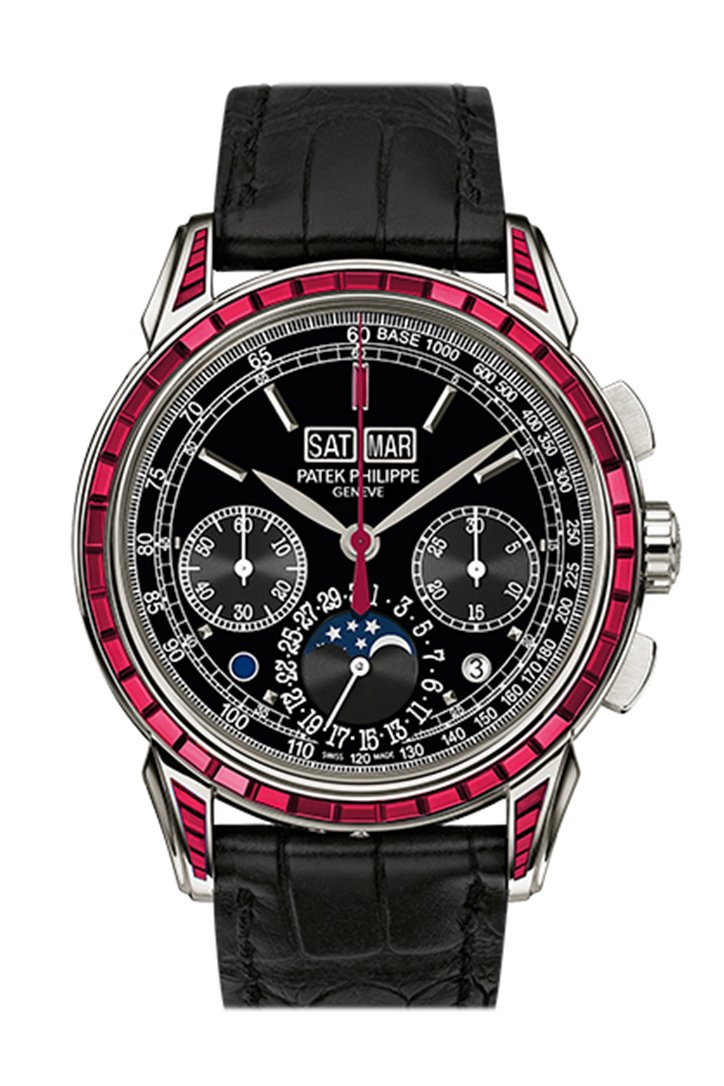 Patek Philippe Perpetual Calendar Chronograph Ruby 5271/12P-001 Watch