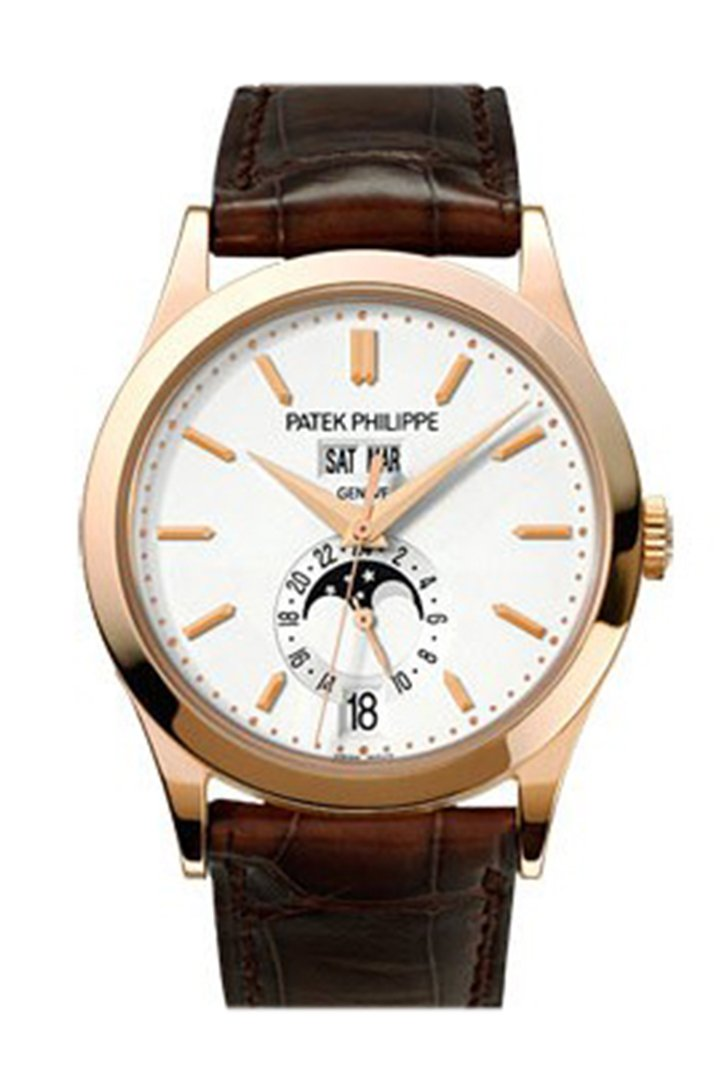 PATEK PHILIPPE Grand Complications Automatic Men's Watch 5496P-015