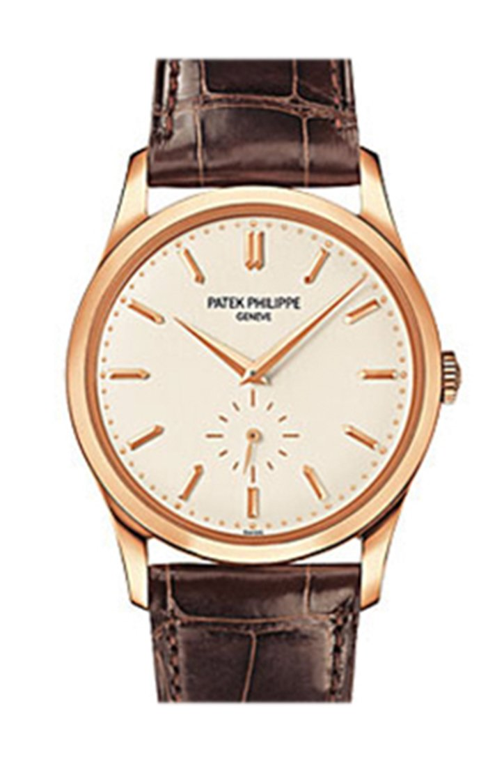 Patek Philippe Calatrava Mens Watch 5196R-001