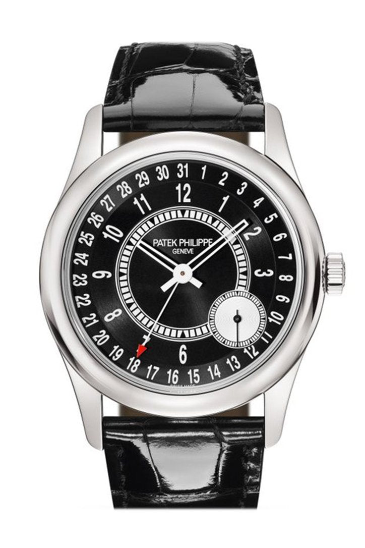 Patek Philippe Calatrava Mens Watch 6006G