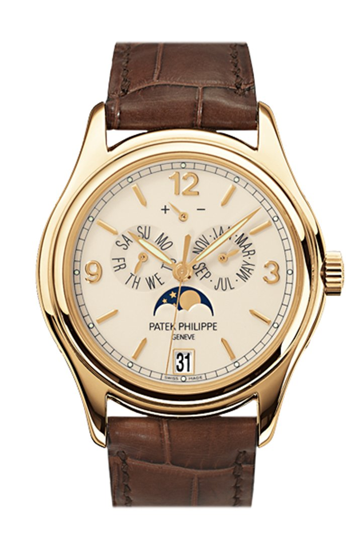 Patek Philippe Twenty 4 Automatic Rose Gold Brown Dial 7300/1201R-010