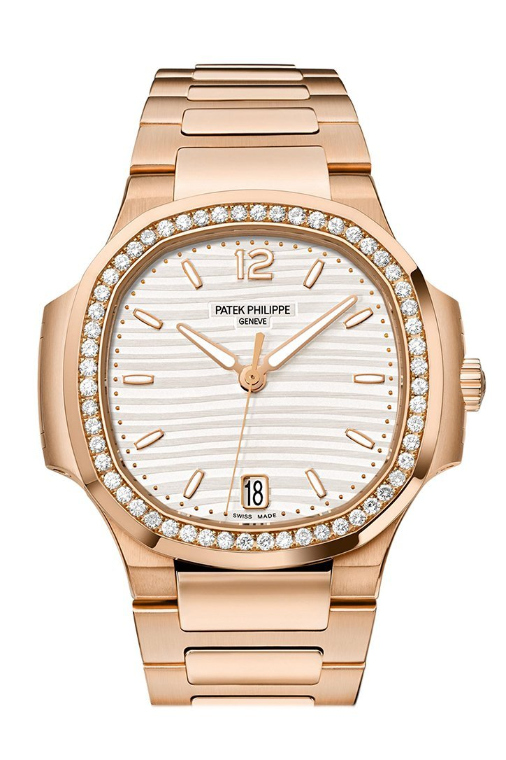 Patek Philippe Nautilus Womens Watch 7118/1200R-011