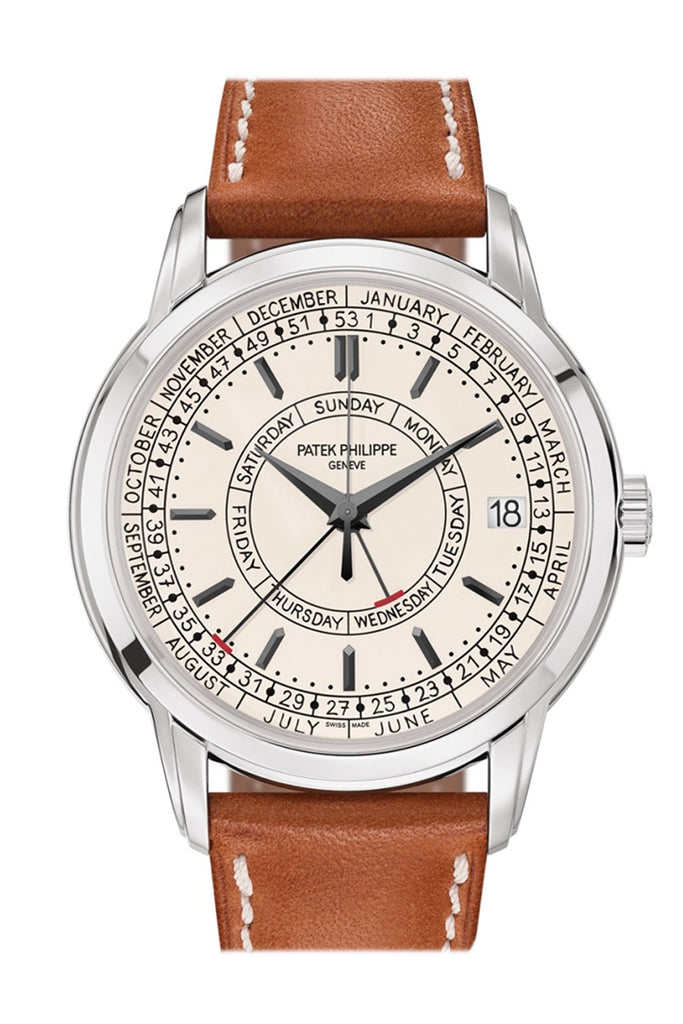 Patek Philippe Complications Stainless Steel Watch 5212A-001
