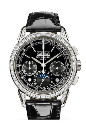 Patek Philippe Grand Complications Perpetual Chronograph Watch 5271P-001