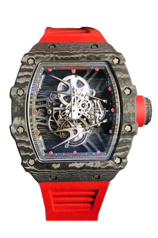 Richard Mille Tourbillon Rafael Nadal Rm 27 02 Watch Watchguynyc