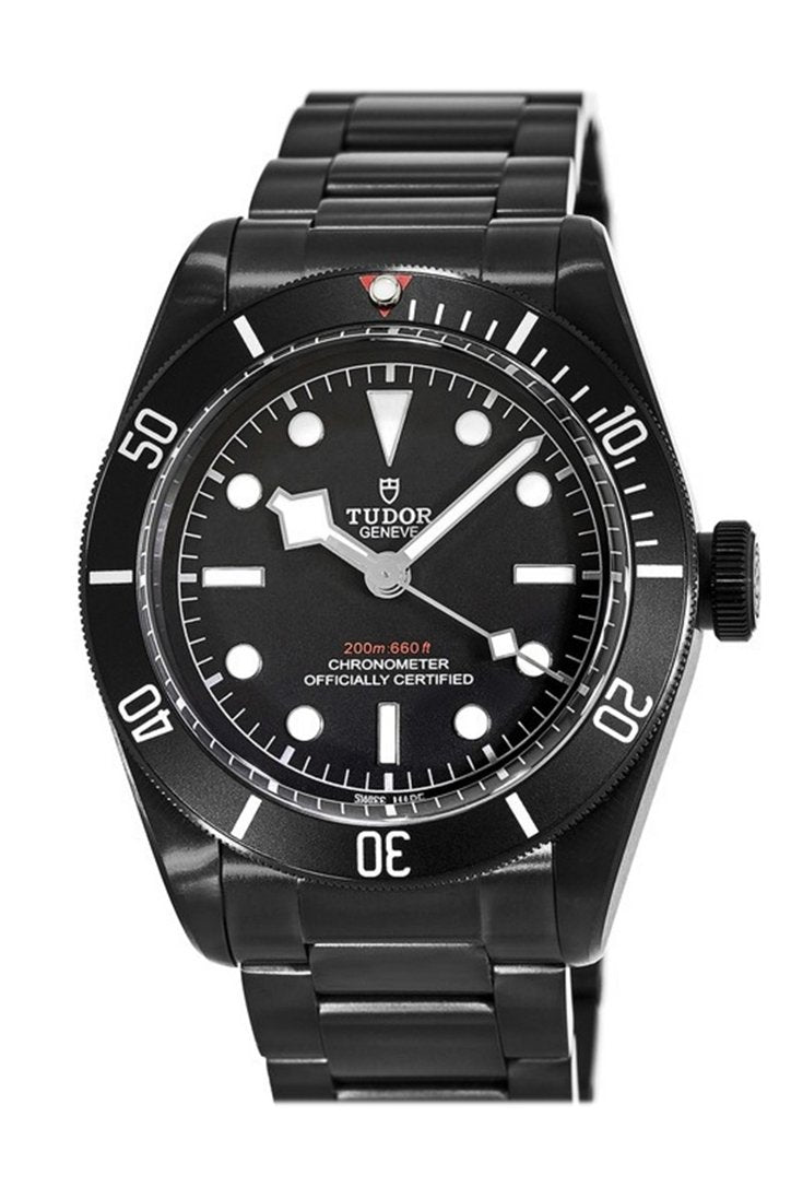 Tudor Heritage Black Bay Steel Black Dial Automatic Steel Men's Watch 79230N
