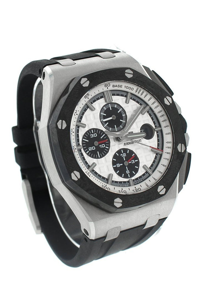 Audemars Piguet Royal Oak Offshore Special Ed. Silver Dial 26400SO.OO.A002CA.01