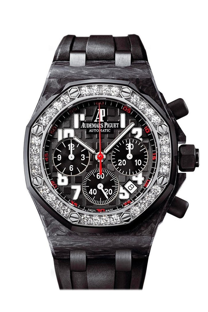 Audemars Piguet Lady Royal Oak Offshore Forged Carbon 26267FS.ZZ.D002CA.01