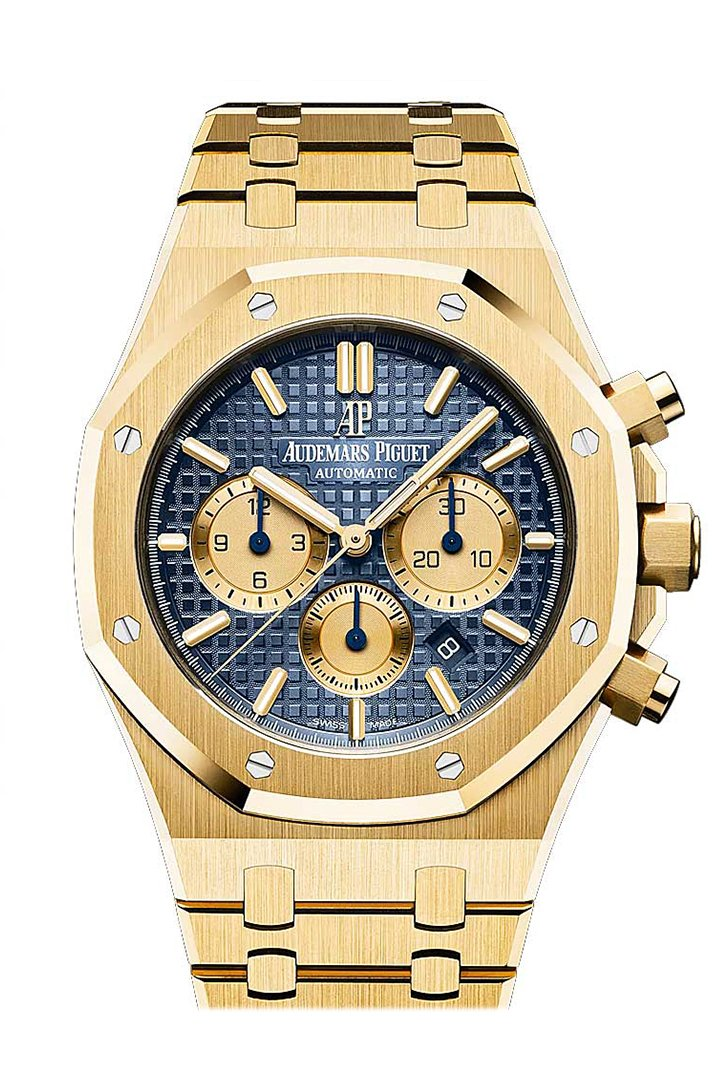 Audemars Piguet Royal Oak Selfwinding Chronograph Watch 26331Ba.oo.1220Ba.01