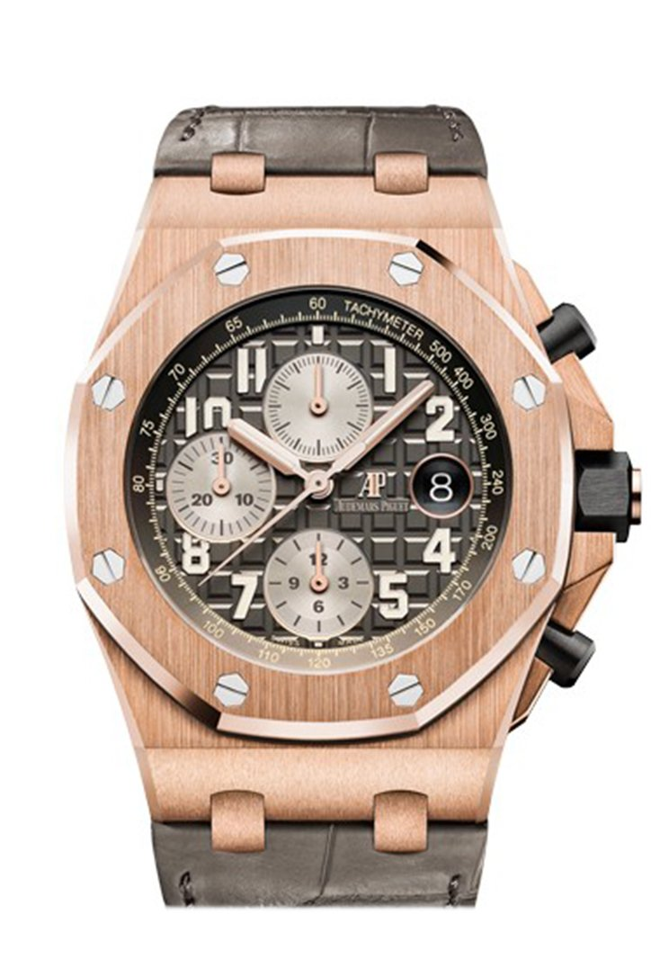 Audemars Piguet Royal Oak Offshore Chronograph Automatic Mens Watch 26470Or.oo.a125Cr.01