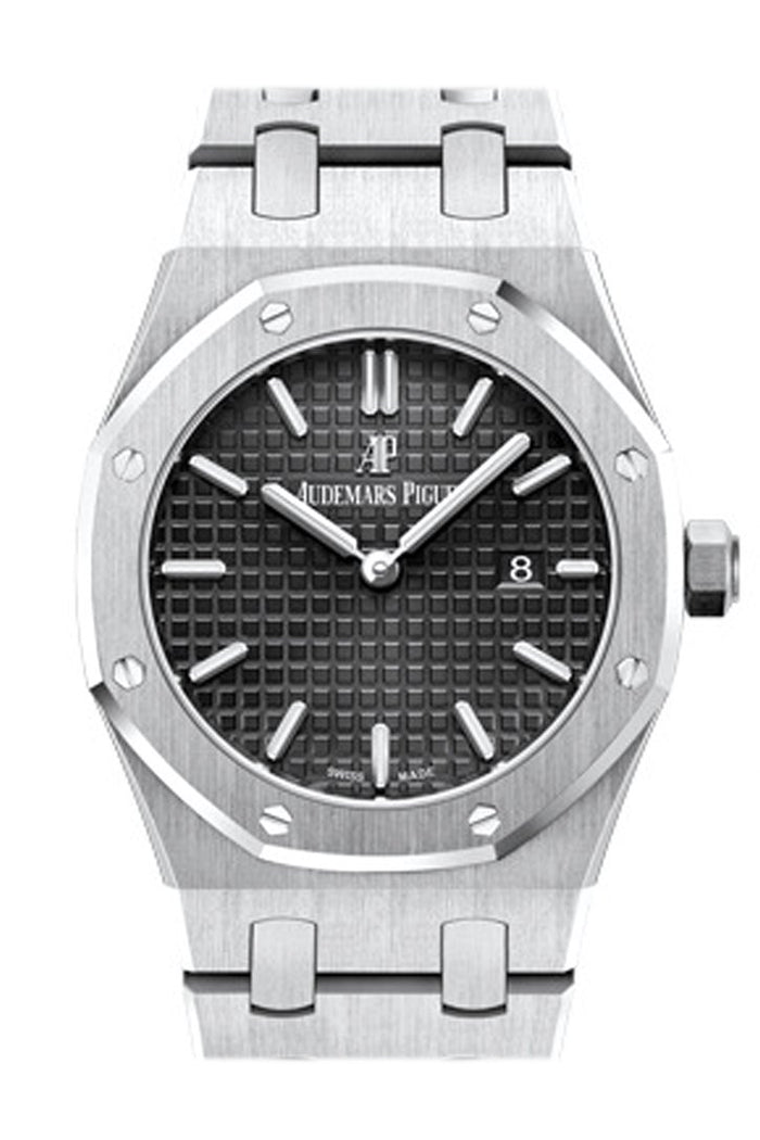 Audemars Piguet Royal Oak Lady 33 MM Black Dial Stainless steel Ladies 67653OR.GG.1263OR.01
