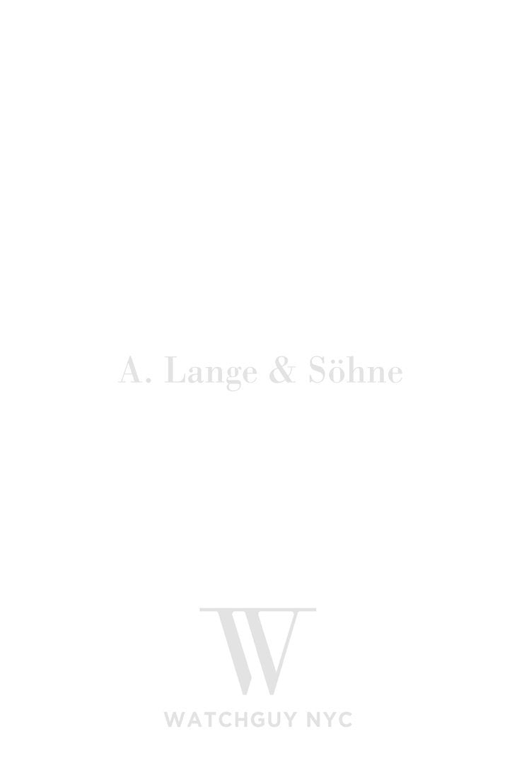 A. Lange & Sohne Little Lange 1 Soiree 813.047 Watch