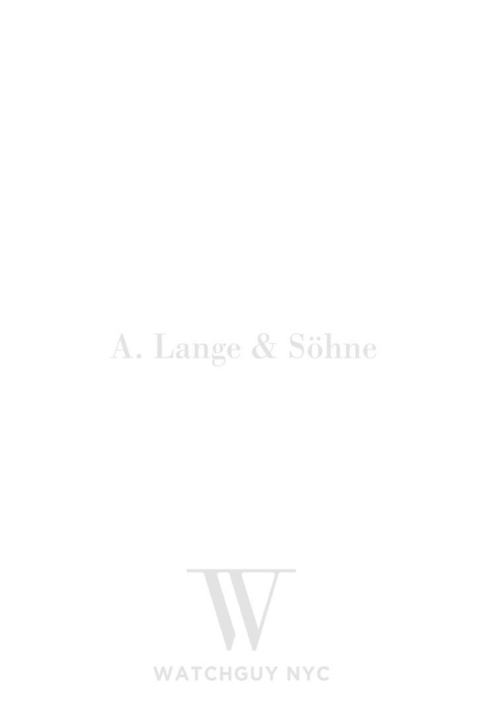 A. Lange & Sohne Lange 1 Daymatic 320.021 Watch