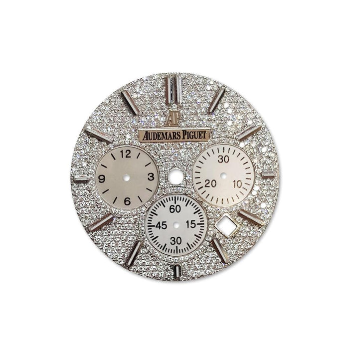 Audemars Piguet Custom Diamond Dial DIL 073