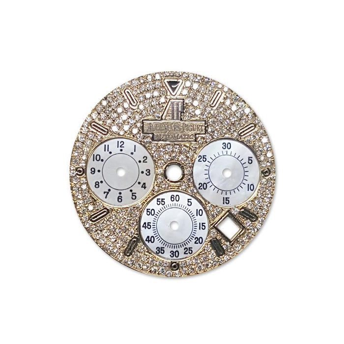 Audemars Piguet Custom Diamond Dial DIL 081