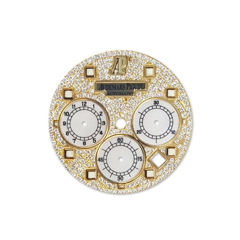 Audemars Piguet Custom Diamond Dial DIL 093