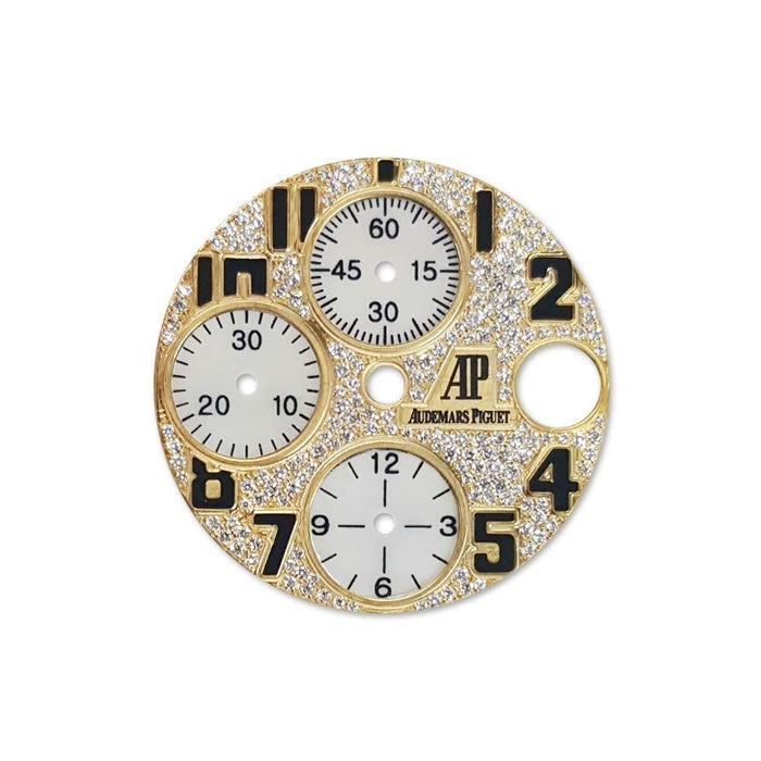 Audemars Piguet Custom Diamond Dial DIL 094
