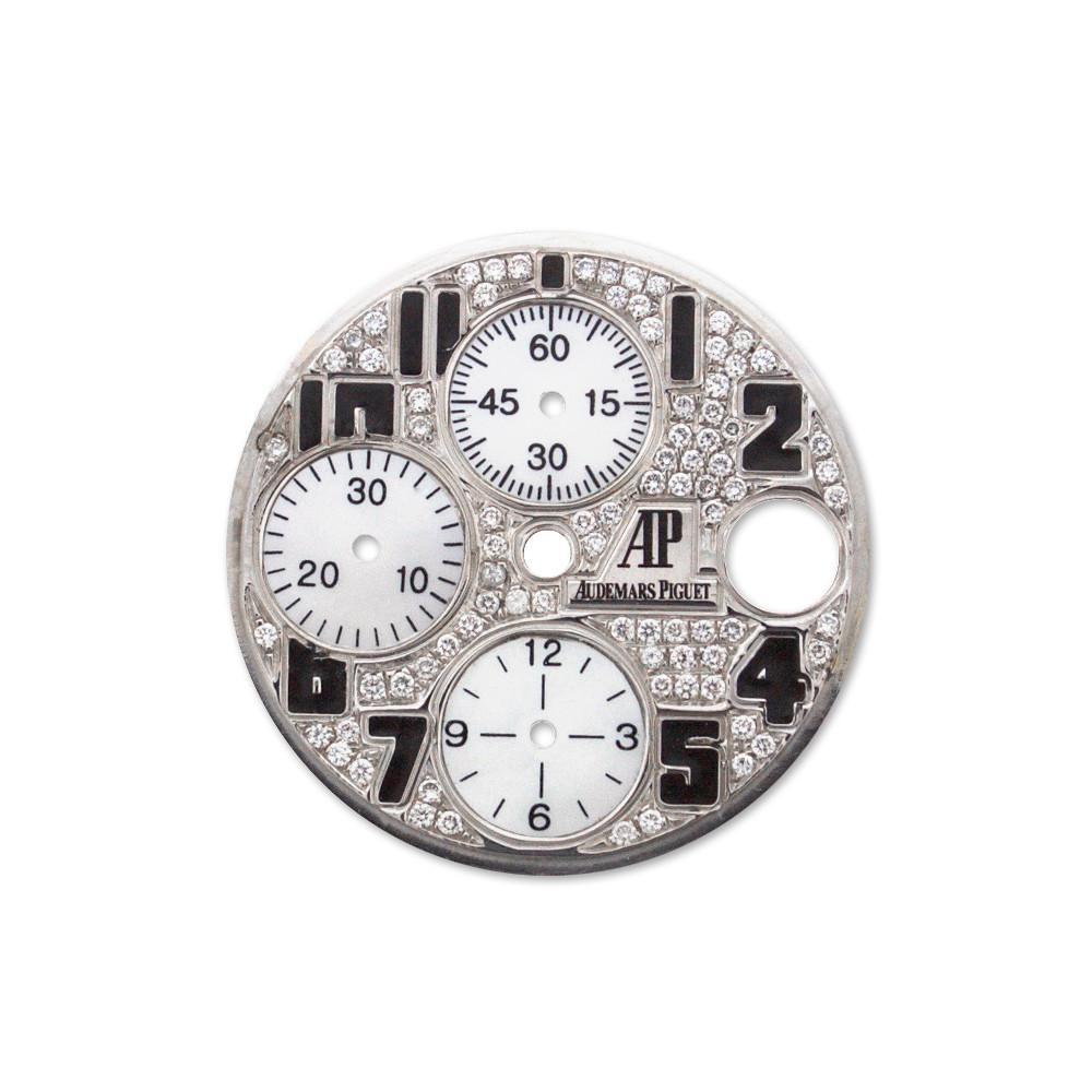Audemars Piguet Custom Diamond Dial Dil 036 Custom-Dial