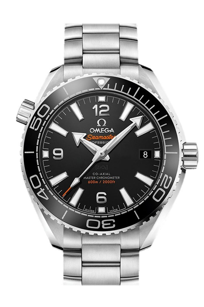 Omega Planet Ocean 600m Chronometer Chronograph 39.5mm 215.30.40.20.01.001