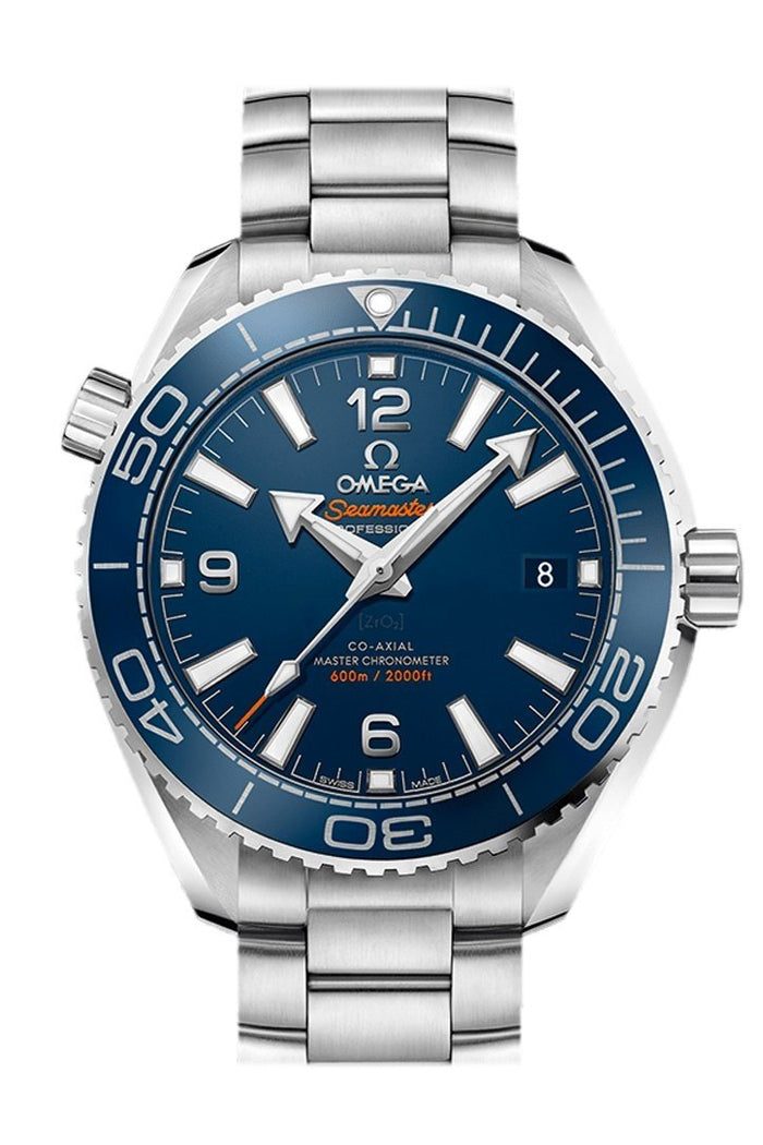 Omega Planet Ocean 600m Chronometer Chronograph 39.5mm 215.30.40.20.03.001