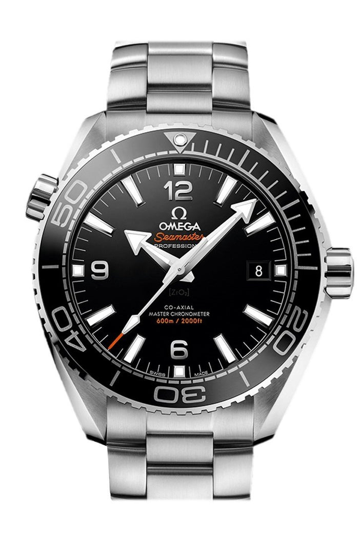 Omega Planet Ocean 600m Chronometer Chronograph 43.5mm 215.30.40.20.03.001