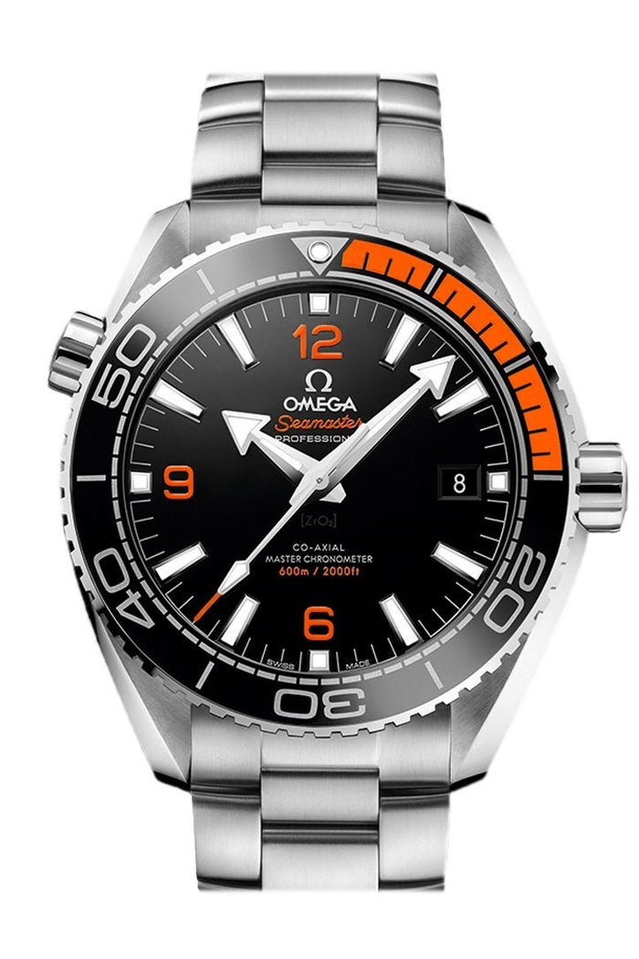 Omega Planet Ocean 600m Chronometer Chronograph 43.5mm 215.30.44.21.01.002