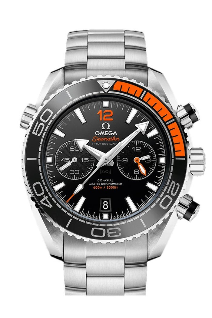 Omega Planet Ocean 600m Chronometer Chronograph 45.5mm 215.30.46.51.01.002