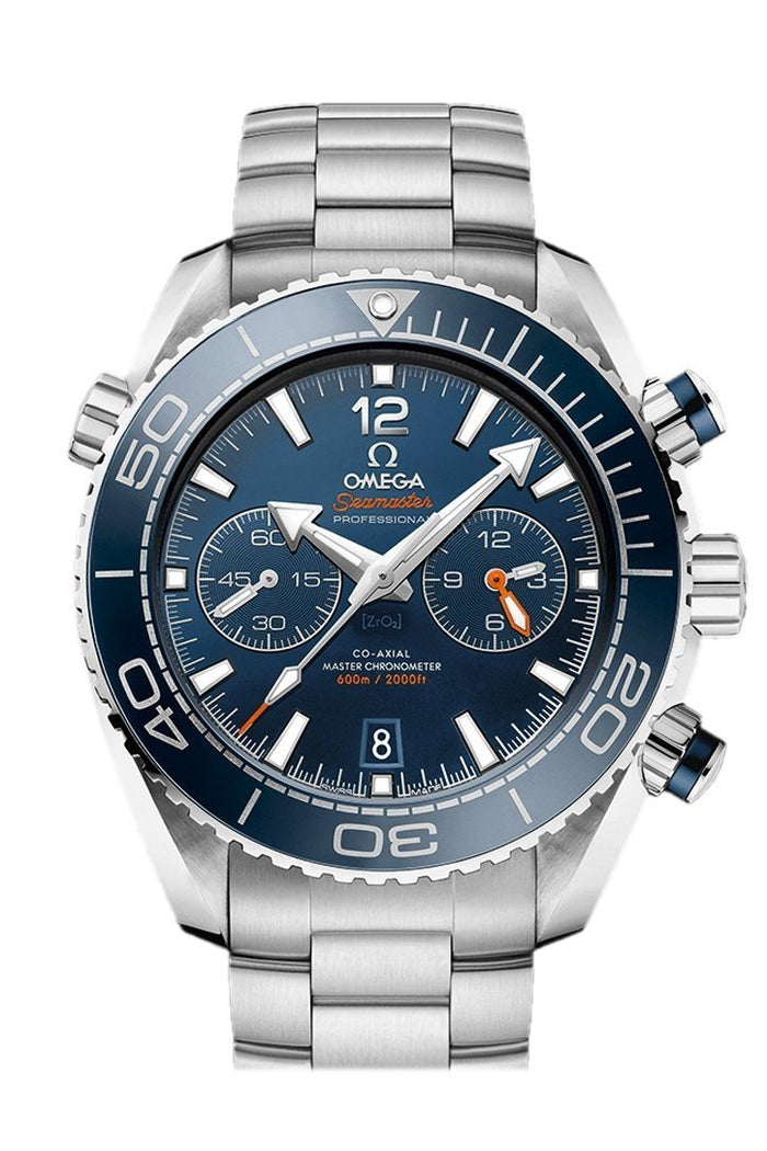 Omega Planet Ocean 600m Chronometer Chronograph 45.5mm 215.30.46.51.03.001
