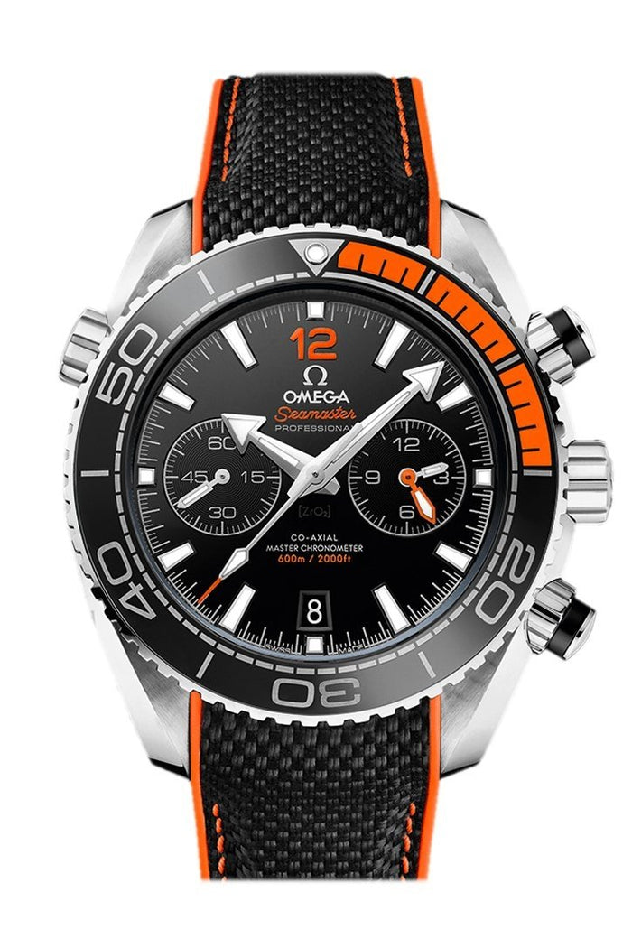 Omega Planet Ocean 600m Chronometer Chronograph 45.5mm 215.32.46.51.01.001