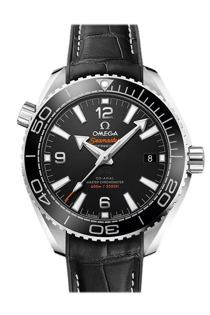 Omega Planet Ocean 600m Chronometer Chronograph 39.5mm 215.33.40.20.01.001