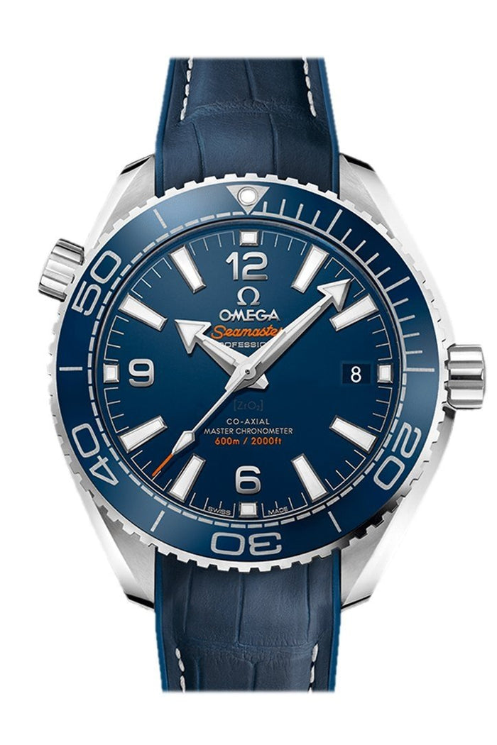 Omega Planet Ocean 600m Chronometer Chronograph 39.5mm 215.33.40.20.03.001