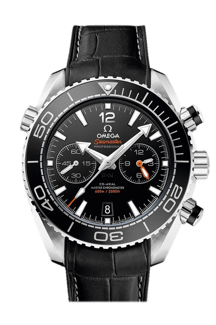 Omega Planet Ocean 600m Chronometer Chronograph 45.5mm 215.33.46.51.01.001