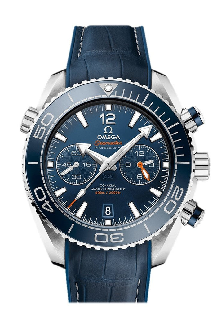 Omega Planet Ocean 600m Chronometer Chronograph 45.5mm 215.33.46.51.03.001