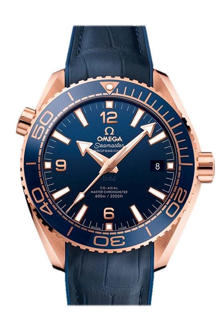 Omega Planet Ocean 600m Chronometer Chronograph 43.5mm 215.63.44.21.03.001
