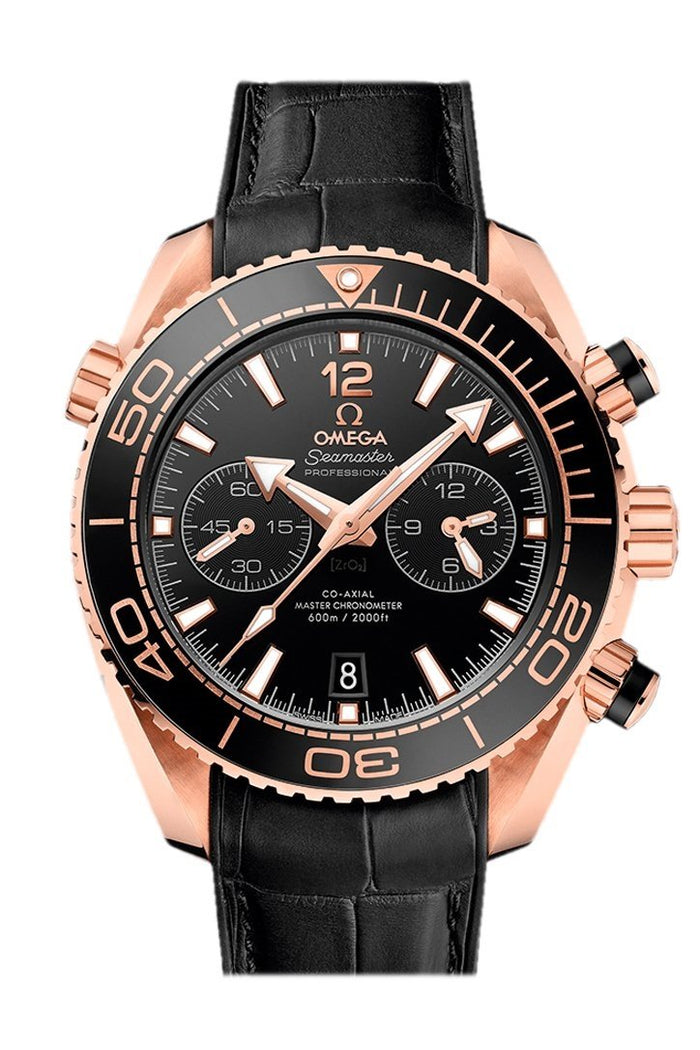 Omega Planet Ocean 600m Chronometer Chronograph 43.5mm 215.63.46.51.01.001