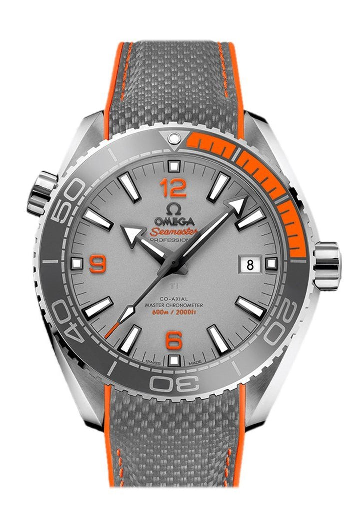 Omega Planet Ocean 600m Chronometer Chronograph 43.5mm Titanium 215.92.44.21.99.001