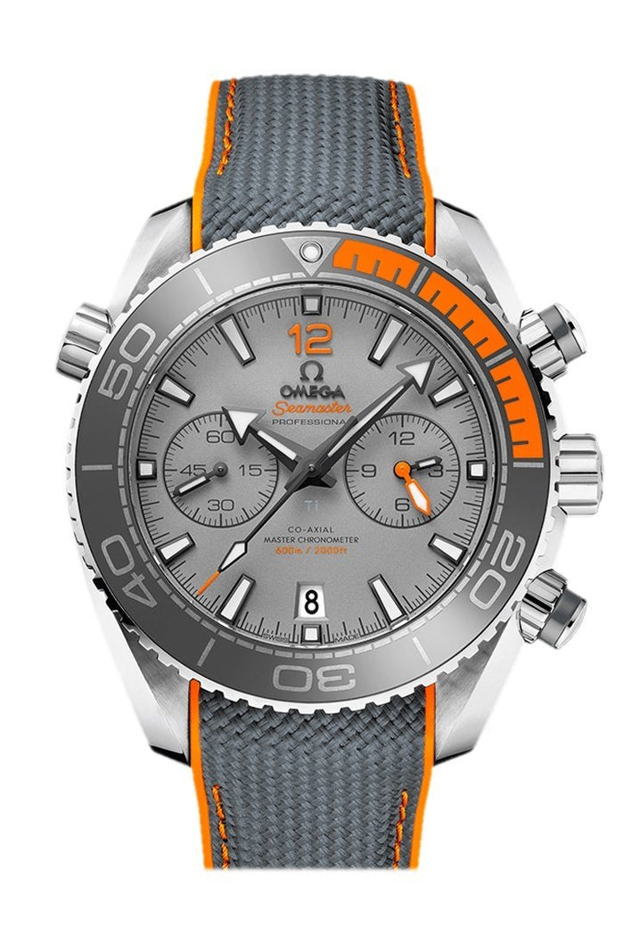 Omega Planet Ocean 600m Chronometer Chronograph 43.5mm Titanium 215.92.46.51.99.001