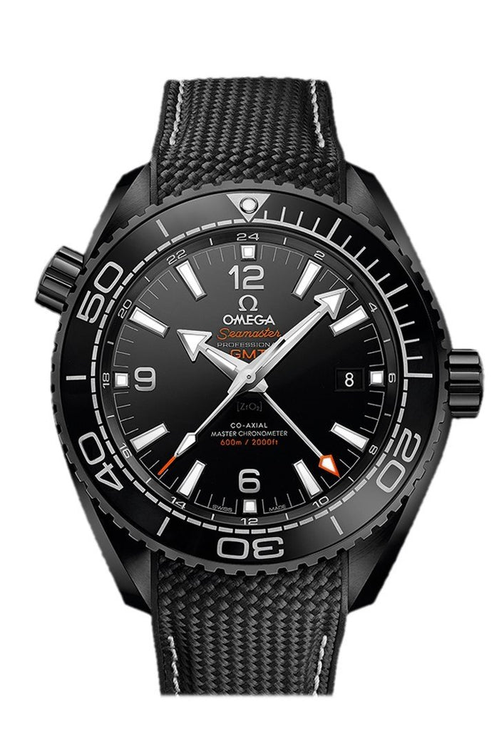 Omega Planet Ocean 600m Chronometer Chronograph Black ceramic 45.5mm 21592462201001