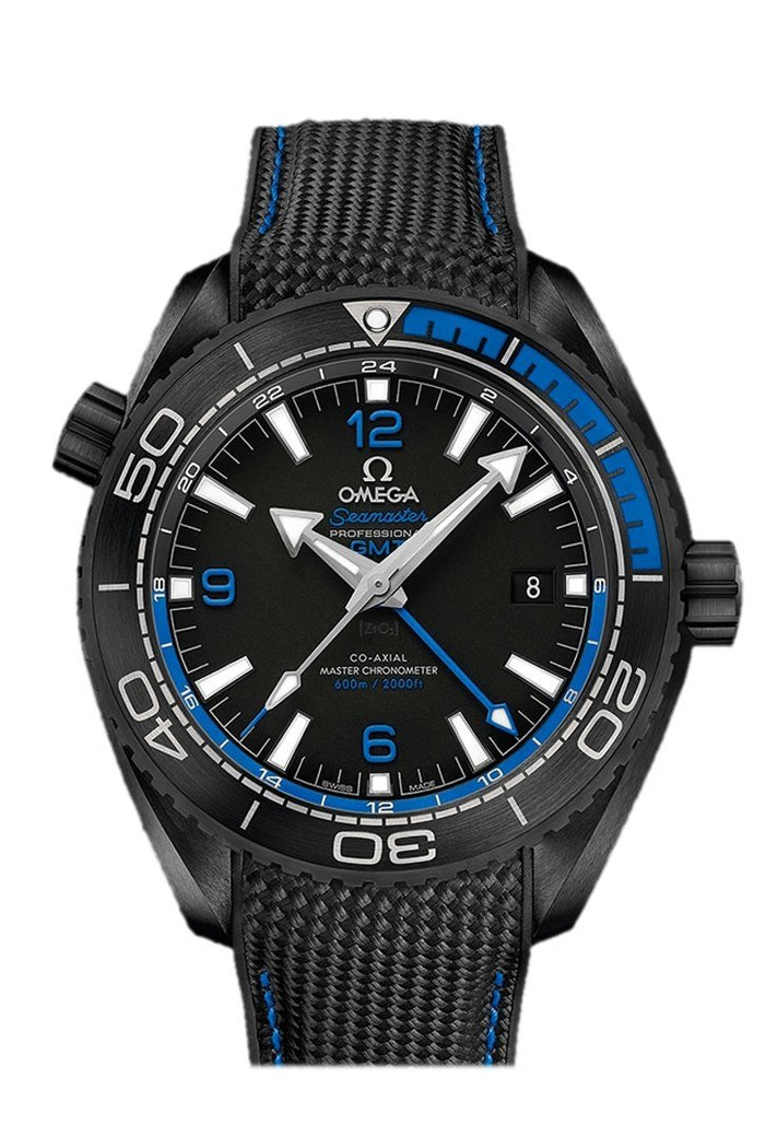 Omega Planet Ocean 600m Chronometer Chronograph Black ceramic 45.5mm 215.92.46.22.01.001