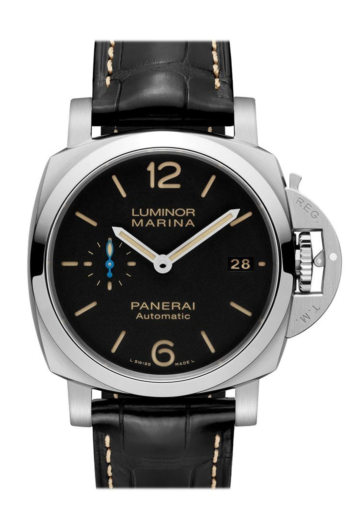 Panerai Luminor Marina 1950 3 Days Automatic Acciaio 42mm Black Dial Men's WatchPam01392