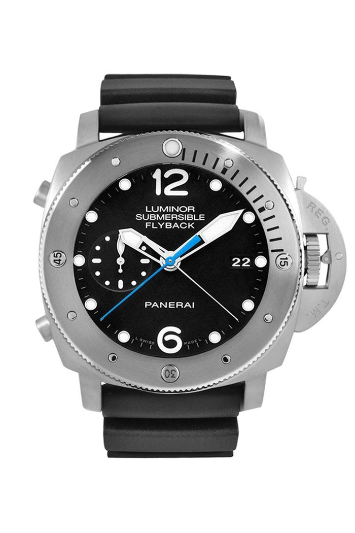 Panerai Luminor Submersible 1950 Black Dial Automatic 47 mm Men's Watch PAM00614