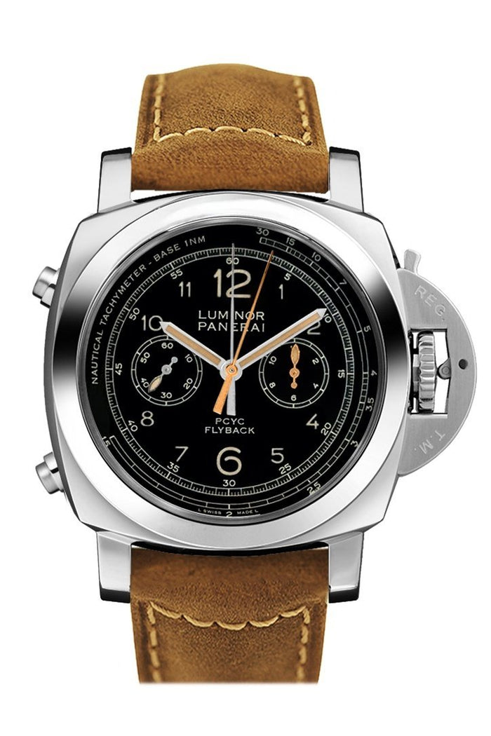 Panerai Luminor 1950 Automatic Flyback Chronograph 44mm Men's Watch PAM00653