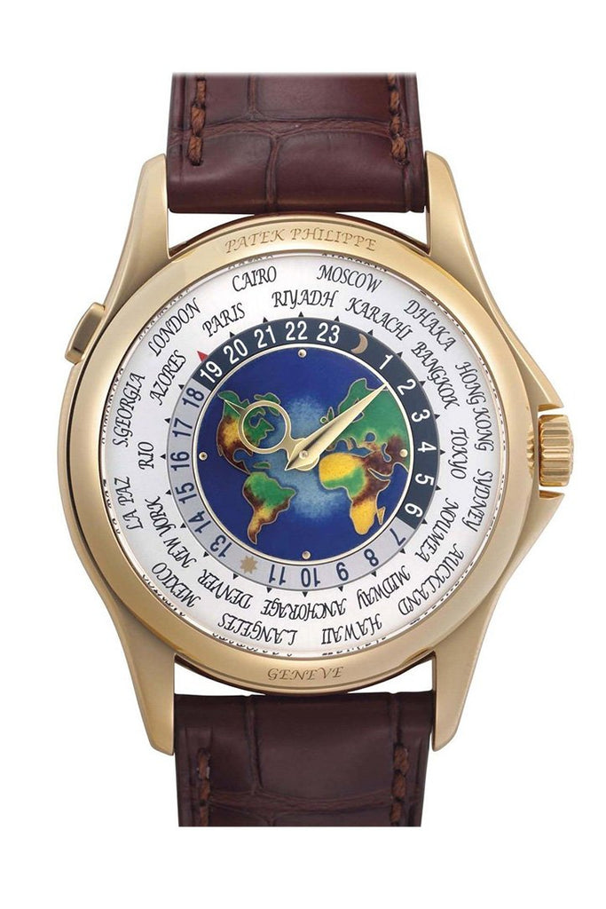 Patek Philippe World Time Complicated Watch 5131J-014