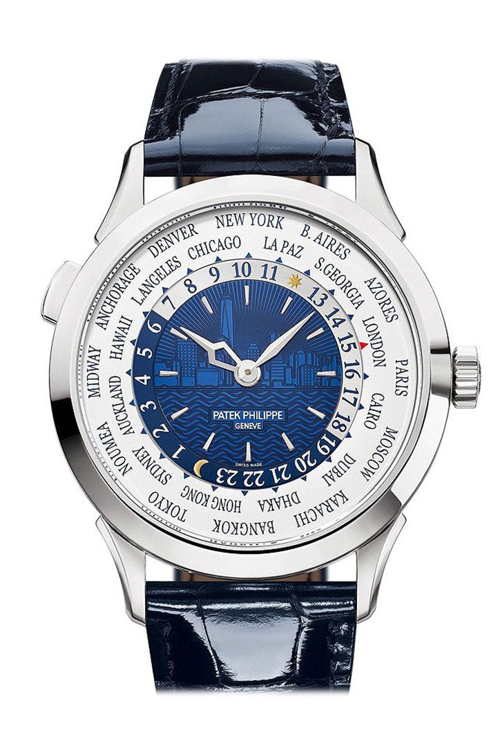 Patek Philippe World Time Complications New York 2017 Limited Edition 5230G-010 Watch