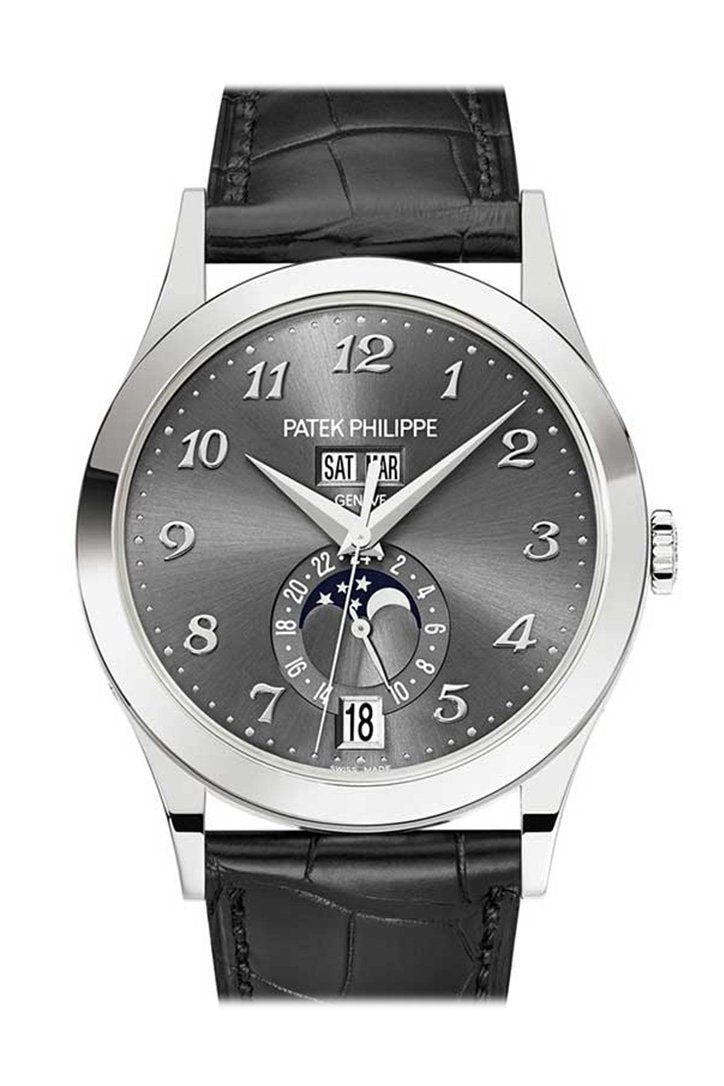 Patek Philippe Complications Annual Calendar Mens Watch 5396G-014