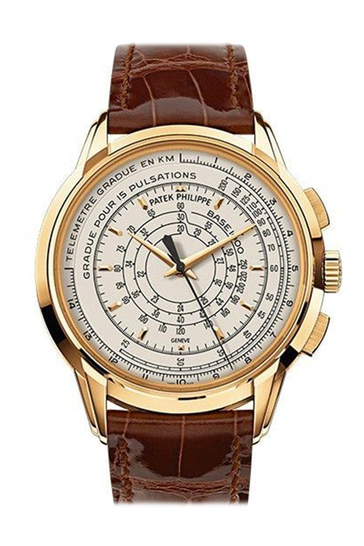 Patek Philippe 175Th Anniversary Collection Mens Watch 5975J-001 Pre Owned Pre-Owned-Watches