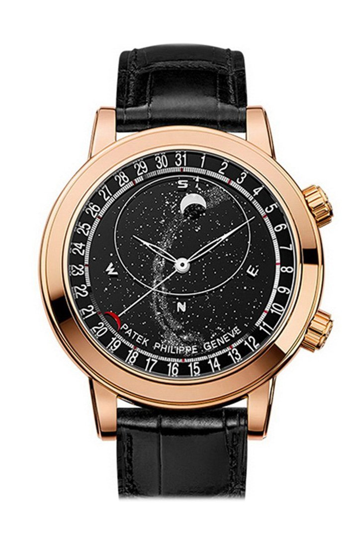 Patek Philippe Grand Complications Celestial Mens Watch 6102R-001
