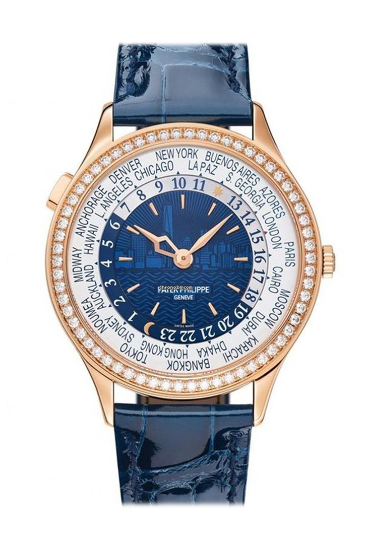 Patek Philippe New York 2017 Limited Edition Ladies Watch 7130R-012
