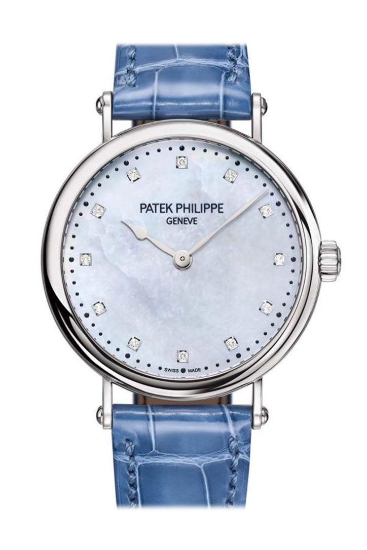 Patek Philippe Calatrava 7200 White Gold New York 7200/50G-010 Watch