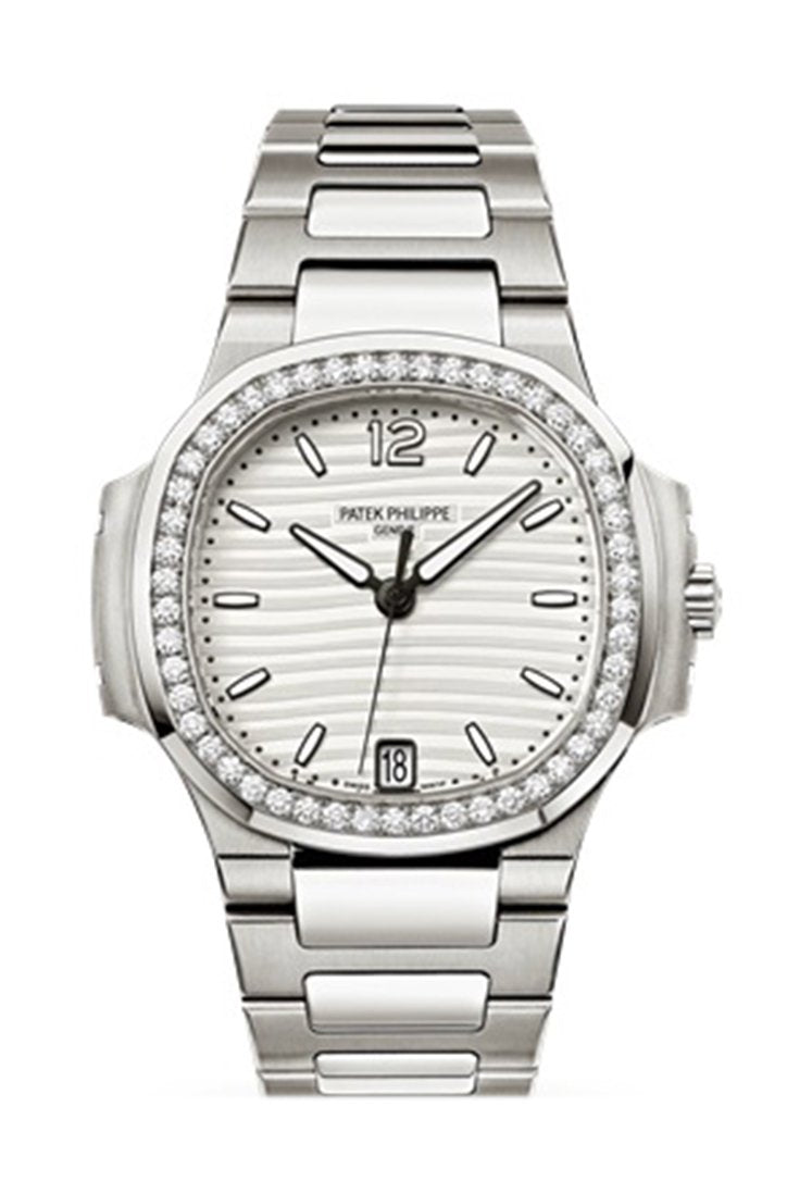 Patek Philippe Nautilus Automatic Ladies Watch 7018/1A-001